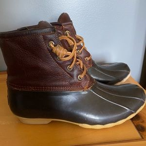EUC Sperry Top-Sider boot